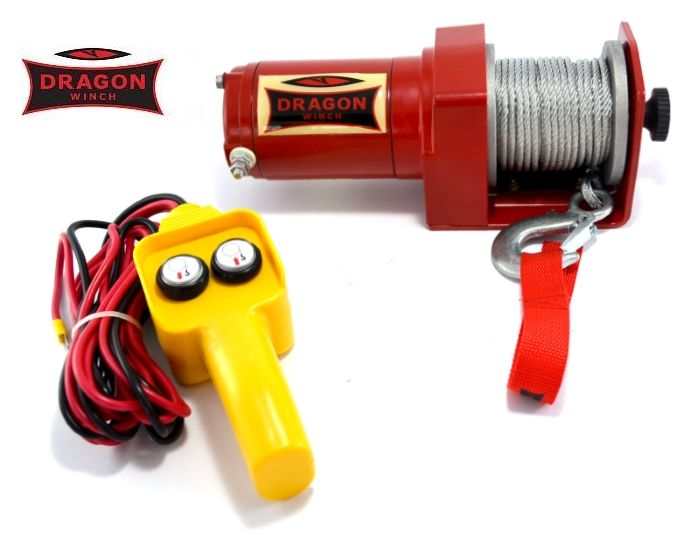 Navijak DRAGON WINCH MAVERICK DWM 2000 ST YP