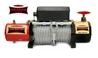 Navijak DRAGONWINCH Maverick DWM 12000 HD 12/24V