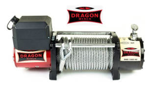 Navijak DRAGONWINCH Maverick DWM 13000 HD